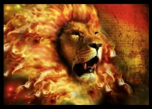 LION OF JUDAH, OUR SWEET SACRIFICE