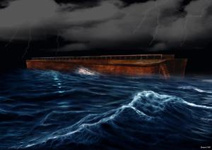 Noah's Ark By Evelyn Patrick PD Image