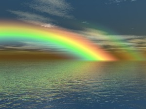 Covenant Colors of God, PD Image