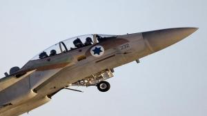 Israeli Fighter Taking Off, PDI