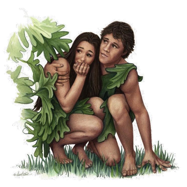 Adam and eve in garden of eden studying genesis chapter 2 9