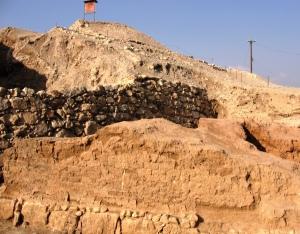 Ruins of Jericho, PDI