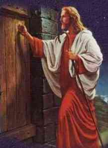 Impression of Yeshua Knocking on the Doors of Our Hearts, PDI