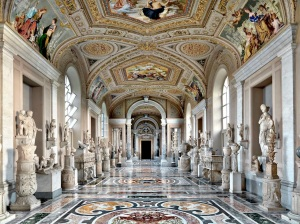 Vatican Museums, PDI