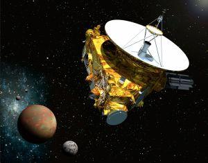 New Horizon, NASA PDI