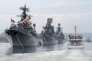 Russian War Ships at Cyprus, PDI