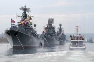 Russian War Ships at Cyprus, PDI