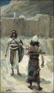 Joshua Meets the Commander of God's Army, PDI