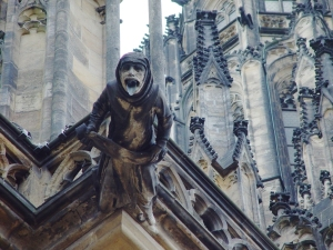 Gargoyles of Vitus Cathedral, PDI