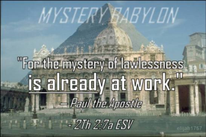 Mystery Already At Work In Early Ekklesia, PDI