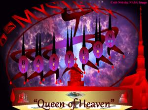 queen heaven capture