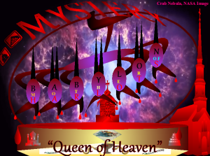 queen heaven capture