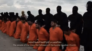 ISIS Leading Into Captivity And Death, PDI