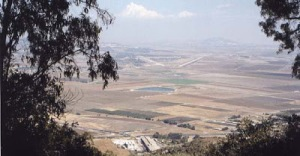 Valley of Meggido, Where They Gather For The Last Trumpet