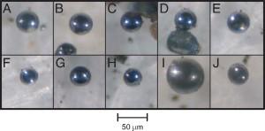 PNAS Image Spherules
