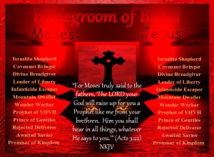 new bridegroom of blood