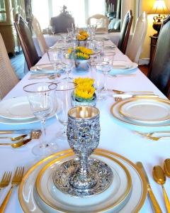 Seder of Paula, a Messianic Believer & Friend